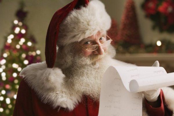 Ko je zapravo Deda Mraz?