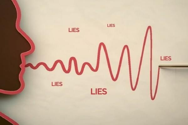 U laži su kratke noge i crvene uši